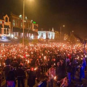 Op 24 december (Kerstavond) vindt voor de 29e keer de Eindhovense Fakkeltocht plaats