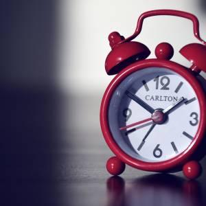 Heb jij nog de klok één uur achteruitgezet?