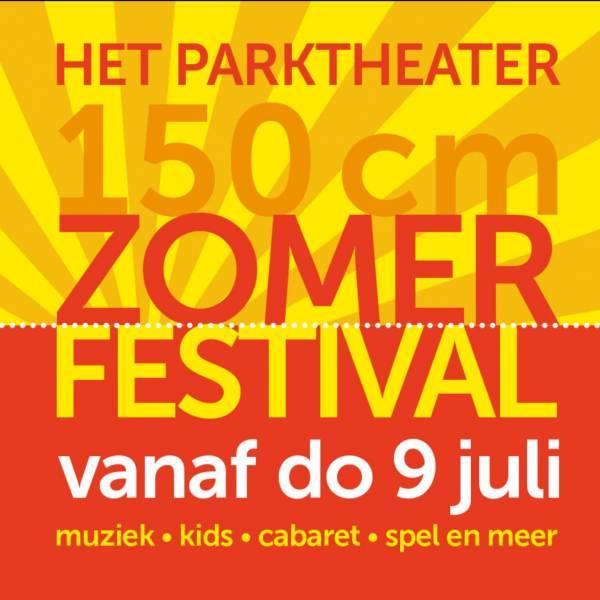 Parktheater Eindhoven komt vanaf juli met zomerfestival