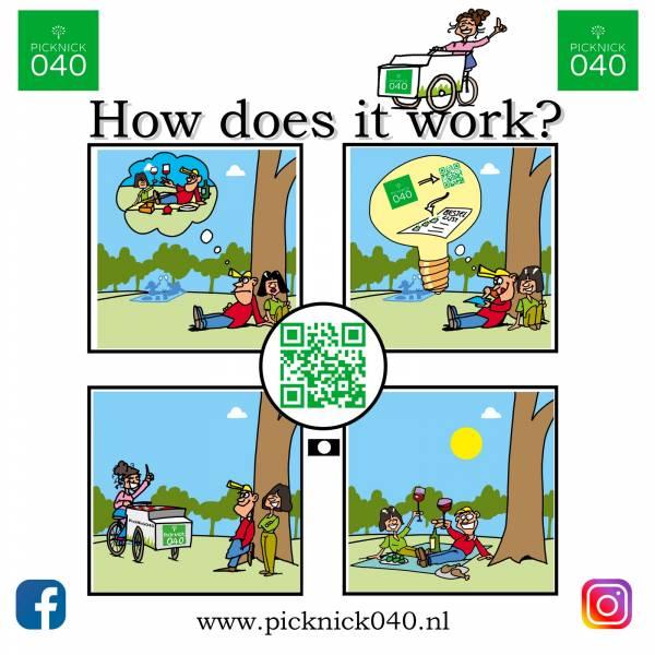 Picknick 040, voor de lekkerste picknick boxen!