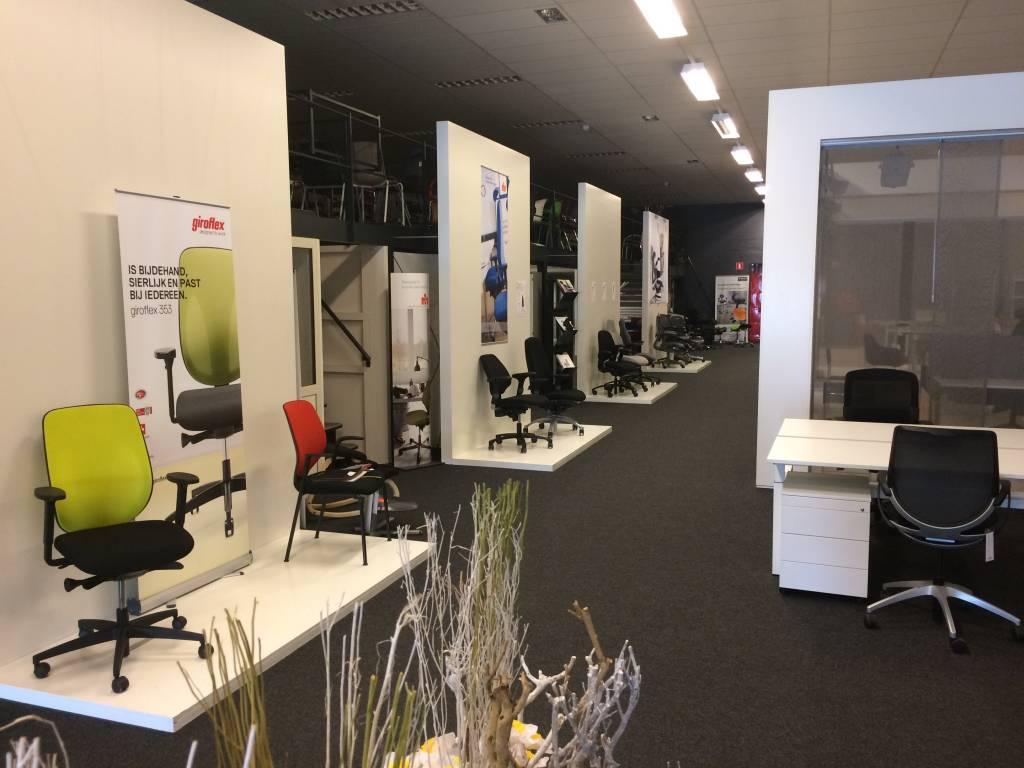 IME kantoor en magazijninrichting
