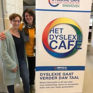 Zaterdag 15 augustus is er weer een bijeenkomst van het Dyslexie Café Eindhoven.