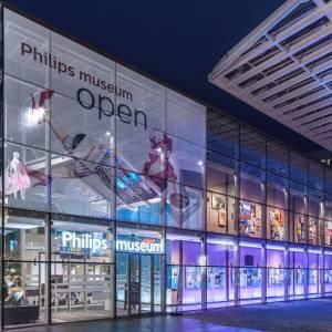 Philips Museum trekt recordaantal bezoekers in 2019