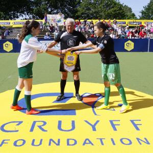 NK Cruyff Courts in Eindhoven