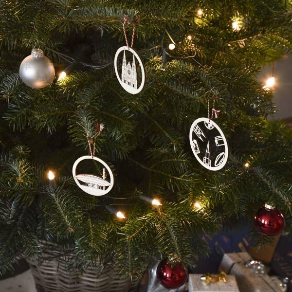 Eindhoven in en op je kerstboom