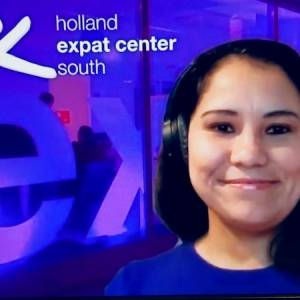 Hoe is het met Olivia van den Broek-Neri (Holland Expat Center South) ?