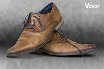 Schoenen voor reparatie