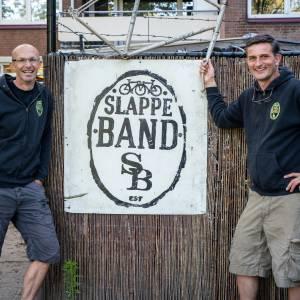 De Slappeband: geen 'gewone' fietsenwerkplaats!