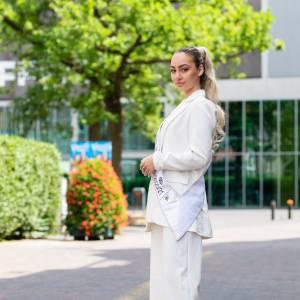 Coverstory: Eindhovense Dilay Willemstein, de 21-jarige Miss World Nederland