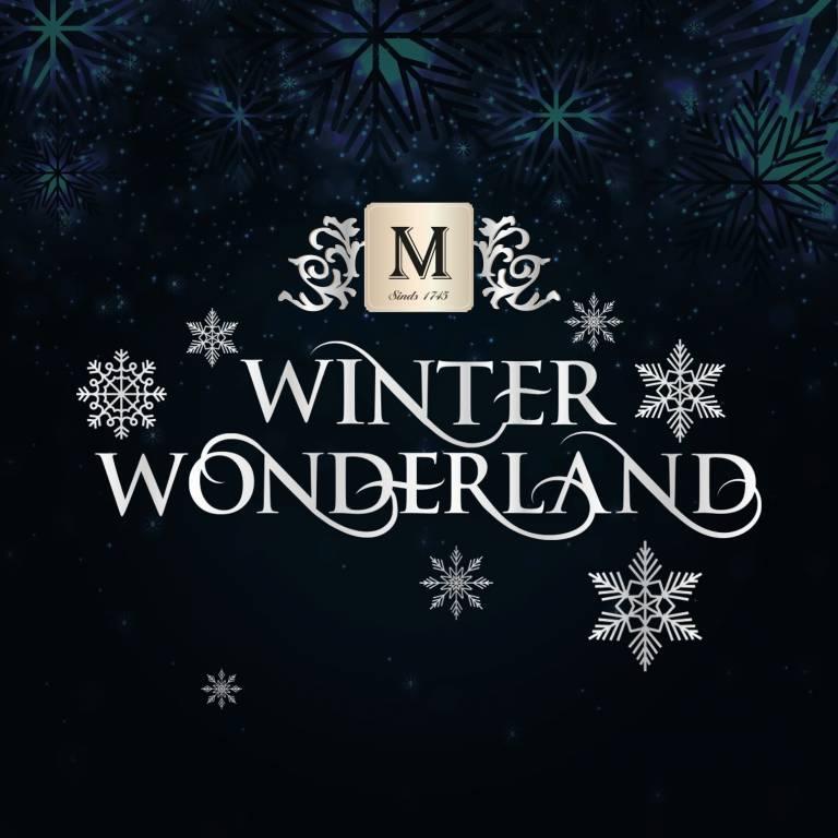 Winterwonderland Mispelhoef