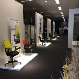 IME kantoor- en magazijninrichting Eindhoven
