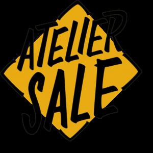 Eerste editie van de Atelier-Sale op Sectie-C op zondag 19 juli 2020