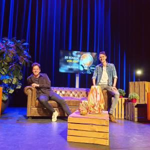 Theater de Schalm start eigen talkshow