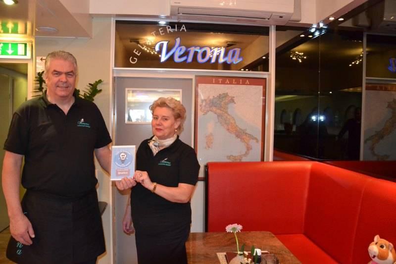 Ijssalon Verona