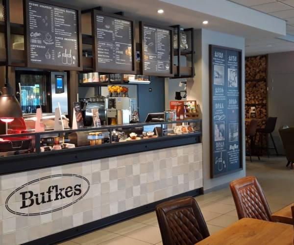 Broodjeszaak Bufkes Trudoplein