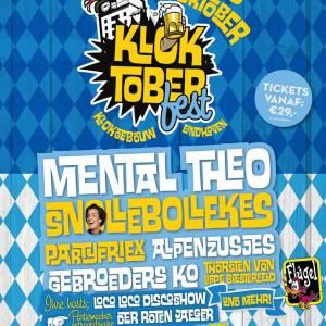 Gloednieuw evenement 'Kloktoberfest' op vrijdag 29 oktober in Klokgebouw Eindhoven