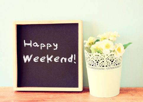 Nog geen plannen dit weekend?