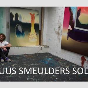 GUUS SMEULDERS SOLO olieverfschilderijen, tekeningen: te bezoeken op zondag 27 september