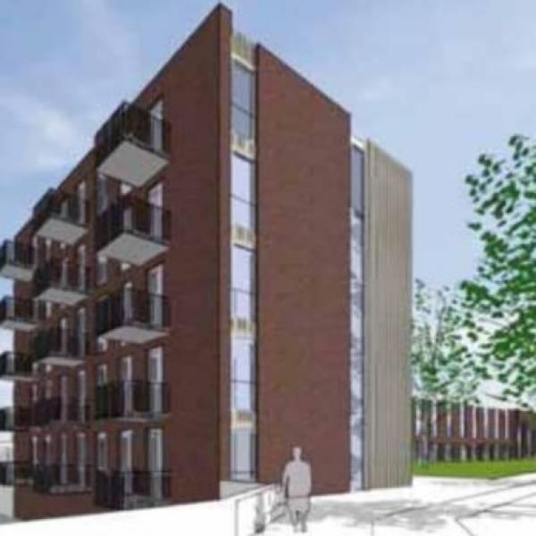 Residentie Acuut aan de Suytkade in Helmond