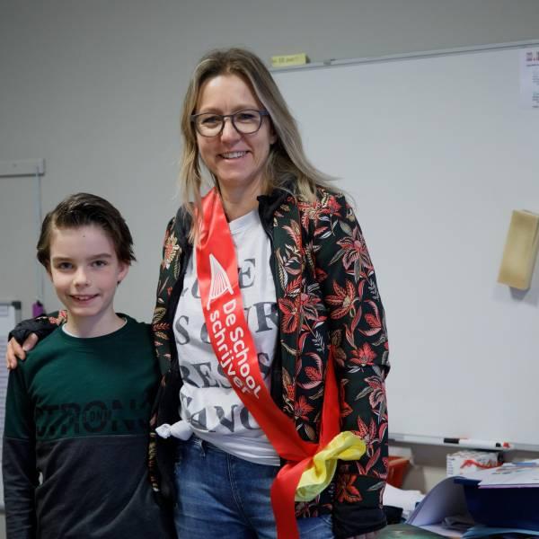 De Schoolschrijver inspireert, ook online