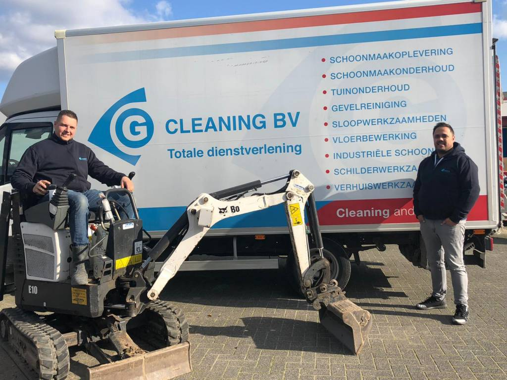 G-cleaning