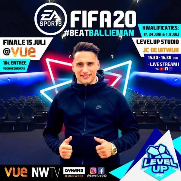 Eindhovense jeugd strijdt tegen Ballieman in de bioscoop!