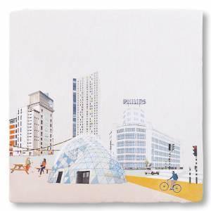 Stadstegel 'Eindhoven verlicht je'