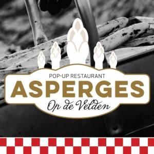 Sterrenrestaurants koken bij Asperges op de Velden